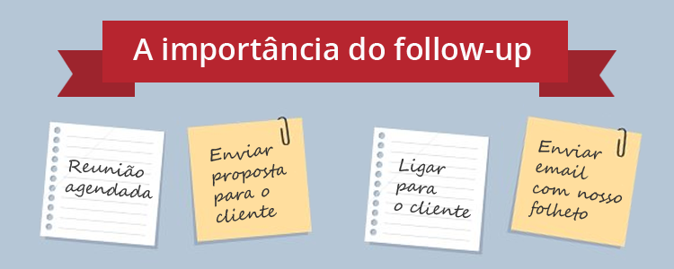 A importância do follow-up nas empresas
